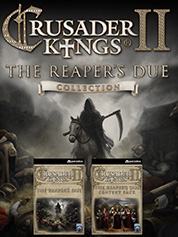 Crusader Kings II: The Reaper's Due Collection P82857979AED