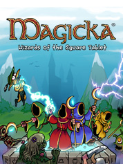 Magicka: Wizards of the Square Tablet