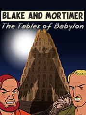 Blake & Mortimer The Tables of Babylon
